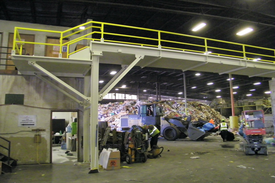 Platforms & Catwalks - Remcon Equipment, Inc  - Remcon